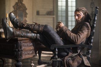 Black  Sails Zach  McGowan