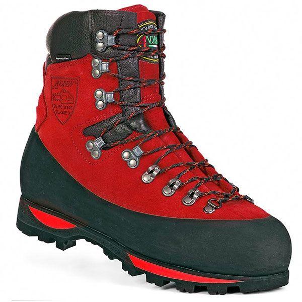 Hévéa - Chaussures de travail ANTELAO WOOD Andrew et frottements. Doublure…