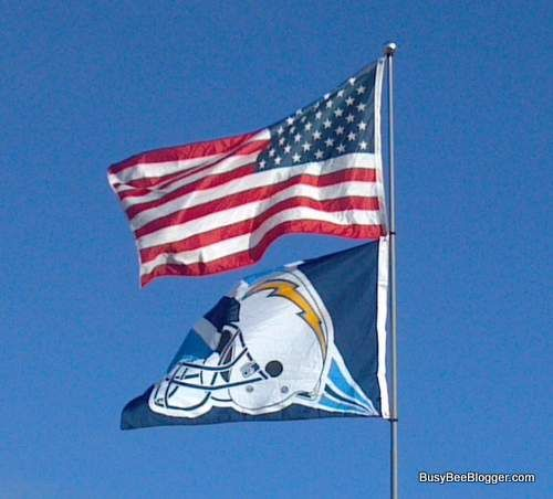 San Diego Chargers Football Stadium: San Diego Chargers FOOD DRIVE Today At Qualcomm Stadium