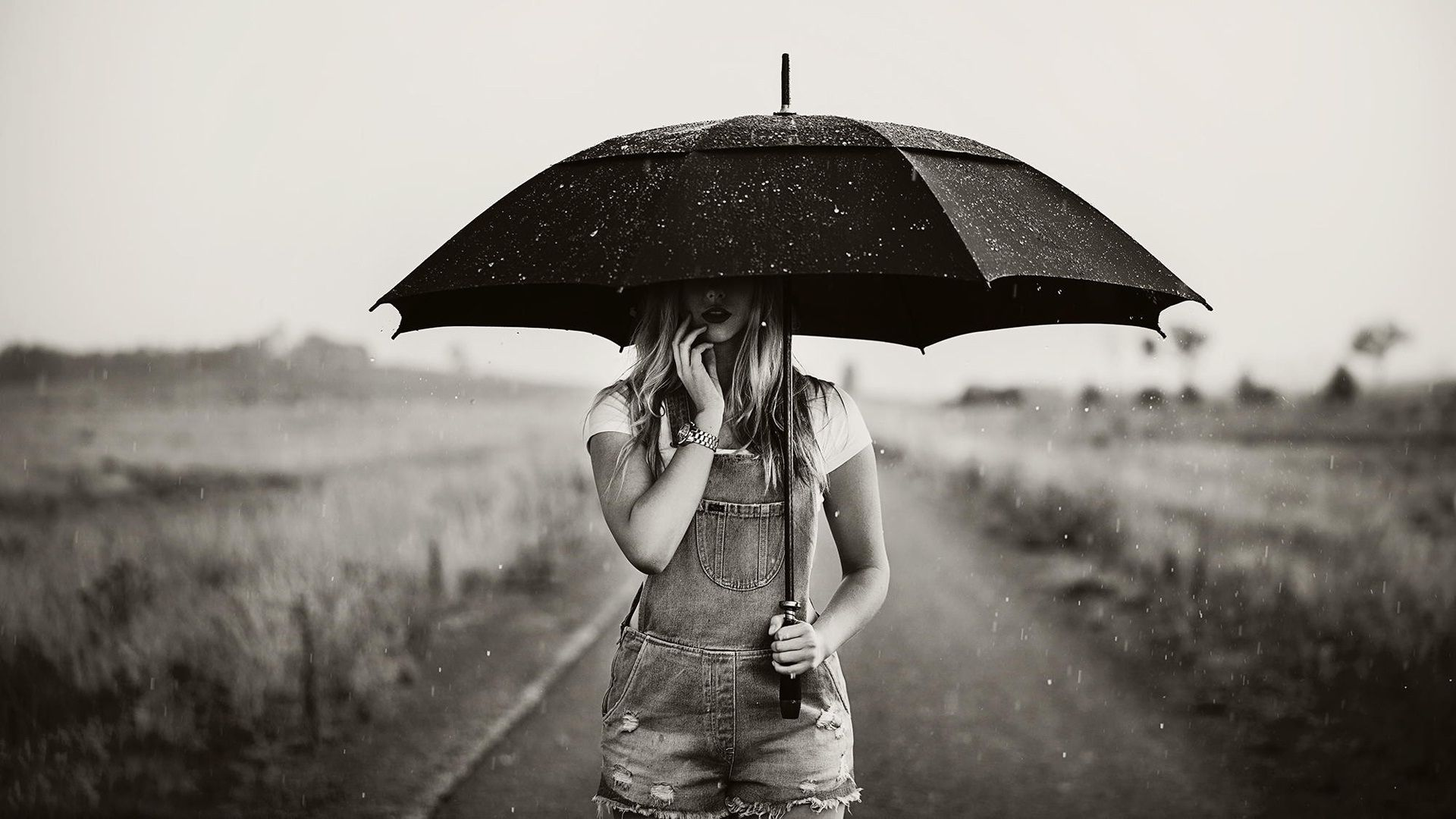 Sad Rain Wallpaper Full HD Free Download Wallpaper ...