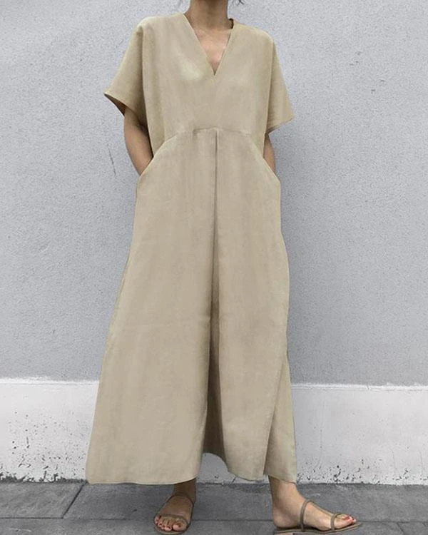 Casual Women Loose Fashion Jumpsuits in 2020   Casual jumpsuit, Jumpsuit outfit, Jumpsuits for women