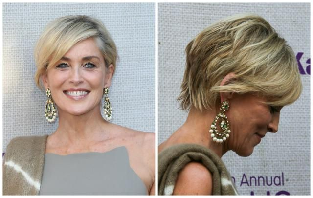 The Best Short Haircuts For Women Over 50 Short Hair Inspiration