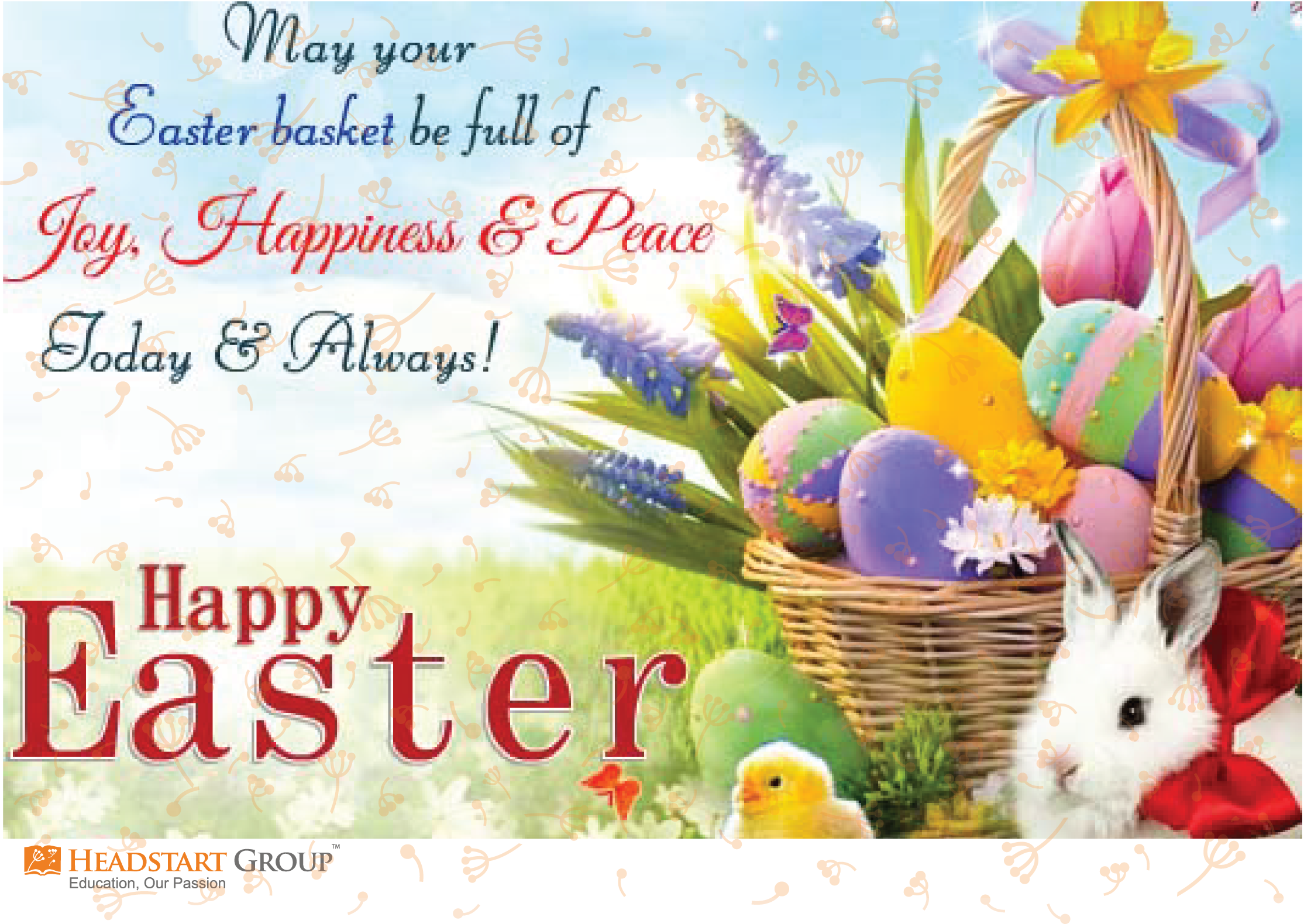 Pin By Headstart Group On Happy Easter Pinterest Happy Easter