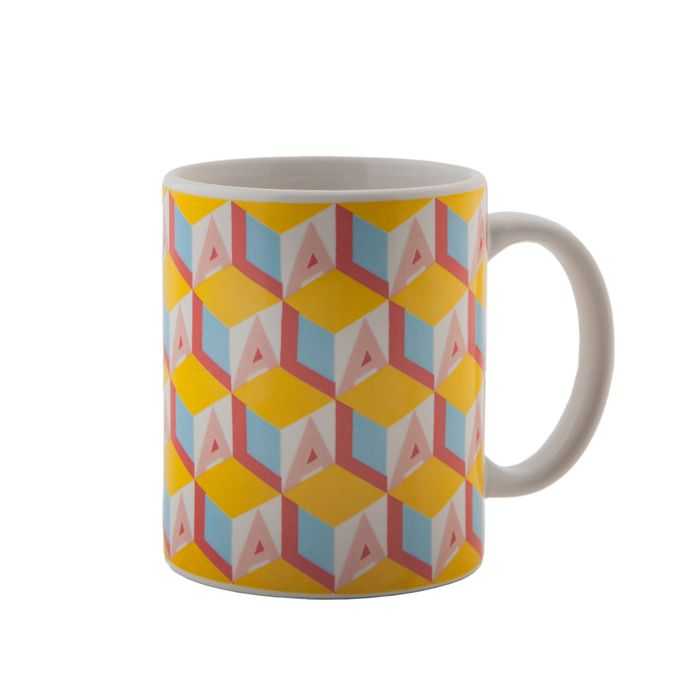 A+R Store - L.A. Cube Mug Set - Product Detail