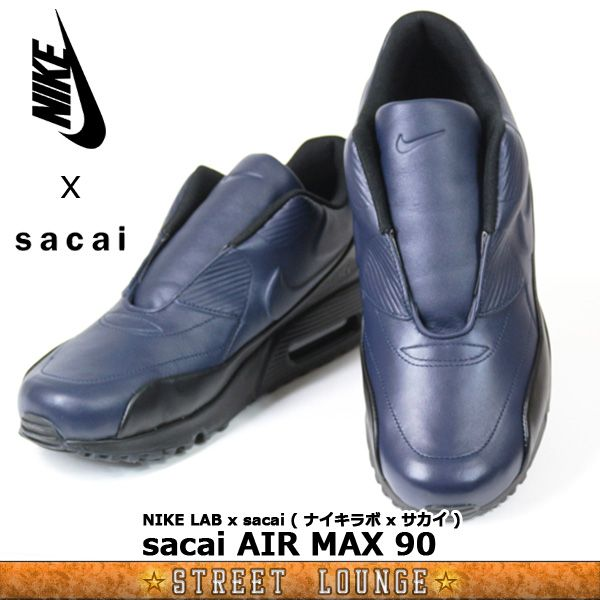 NIKElab ナイキラボ sacai サカイ エアマックス90 air max 90