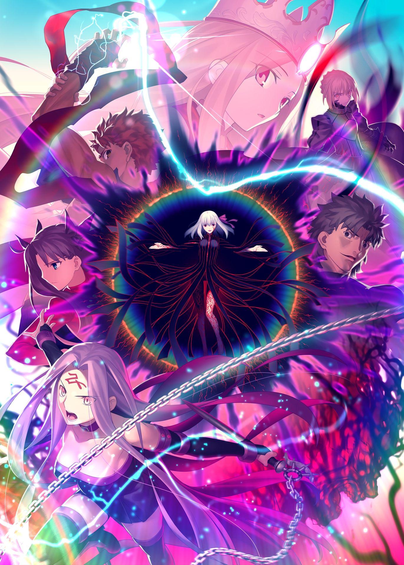Fate/Stay Night Heaven's Feel III Spring Song en 2020