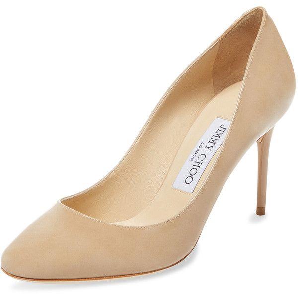Esme 85 leather pumps   Designer high heels, Jimmy choo