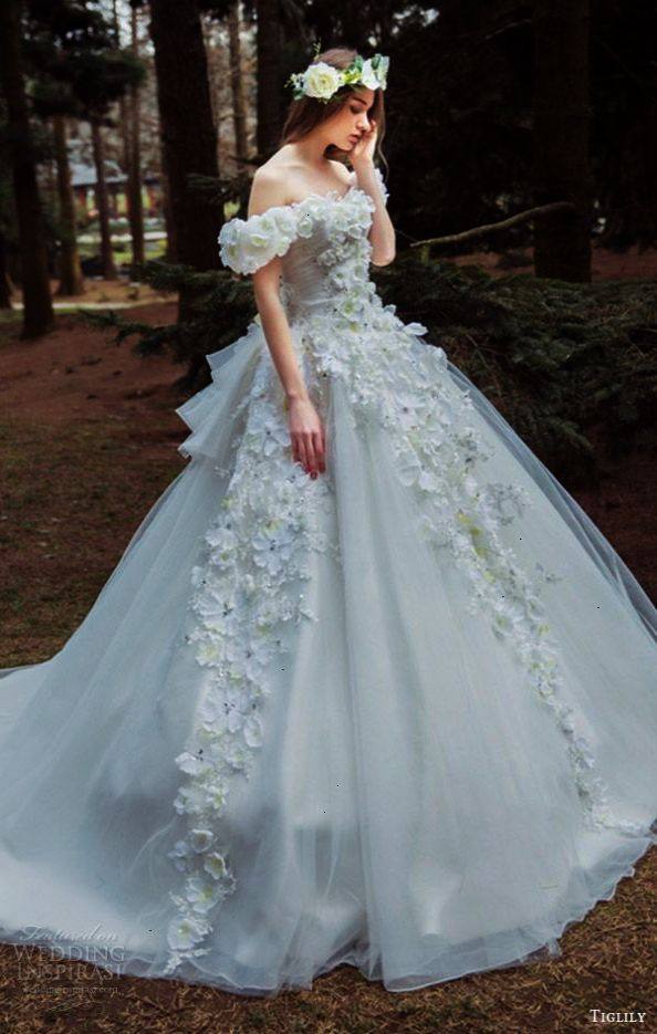 Awesome... Ball Gown Wedding Dress With Lace #collect | Shopping ...