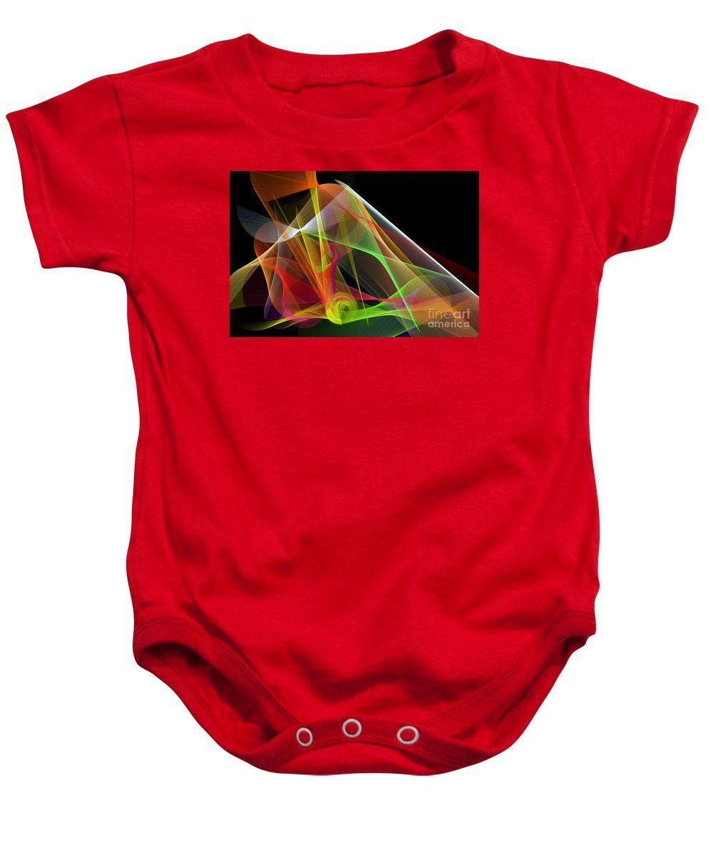 Baby Onesie - Color Symphony