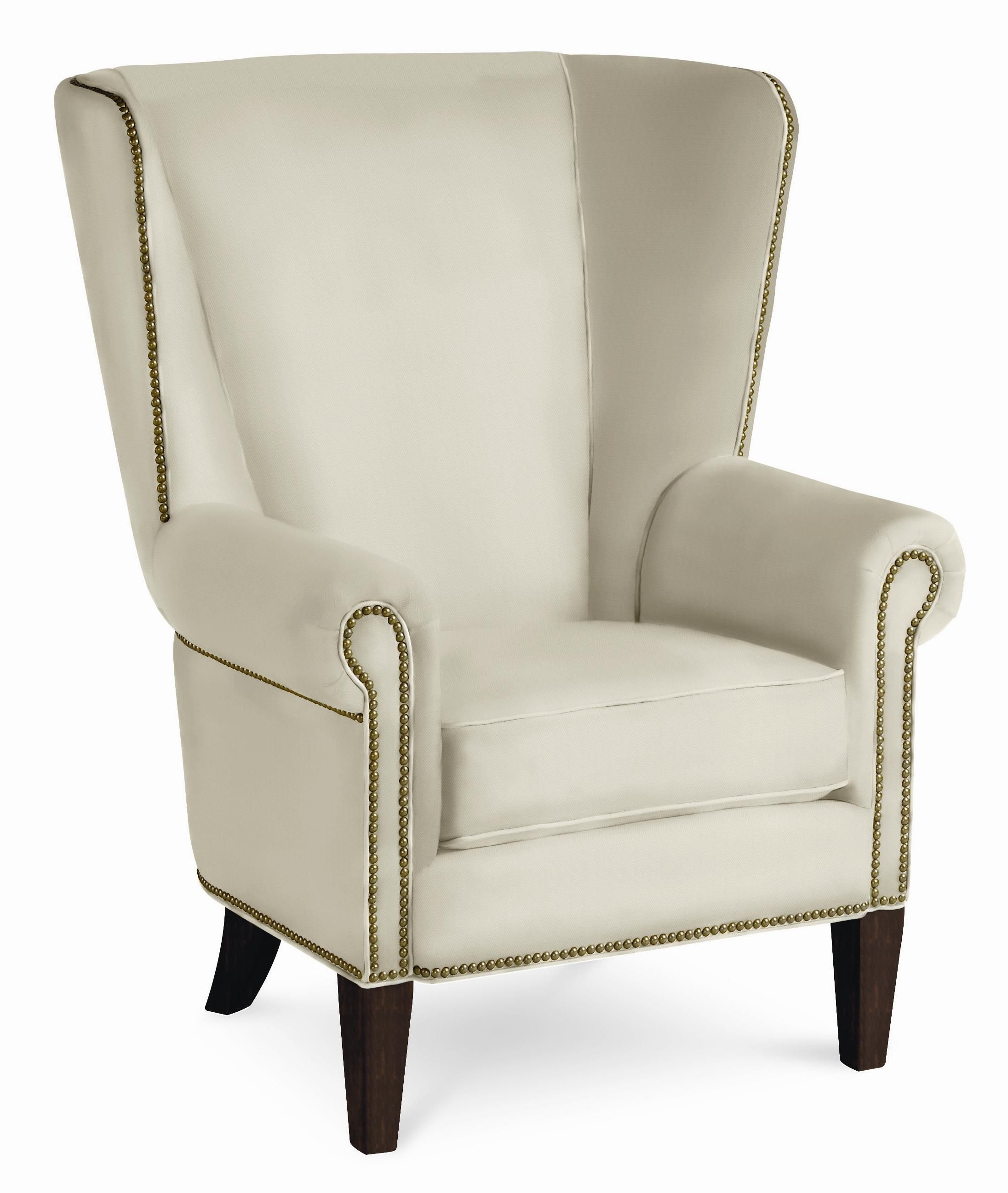 Contemporary high back living room chairs