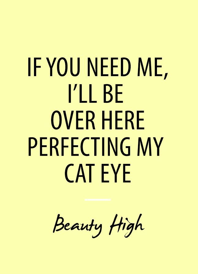 25 Thoughts Every Beauty Junkie Has At Sephora Makeup Quotes