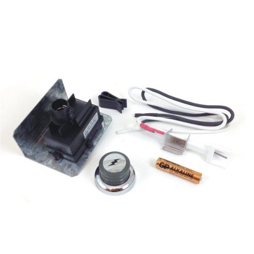Outdoor Cooking Replacement Parts Weber 67847 Battery Electronic