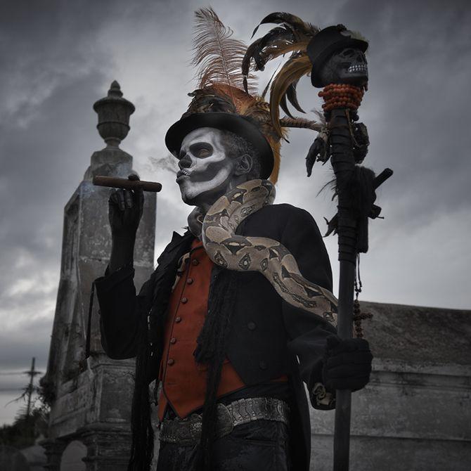 Baron Samedi | A little Dark | Voodoo costume, Baron samedi