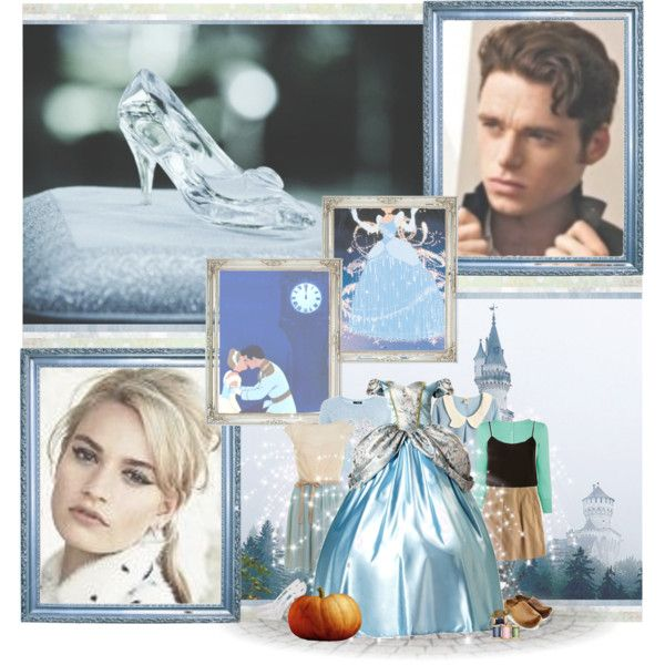 """A dream is a wish your heart makes..."" 