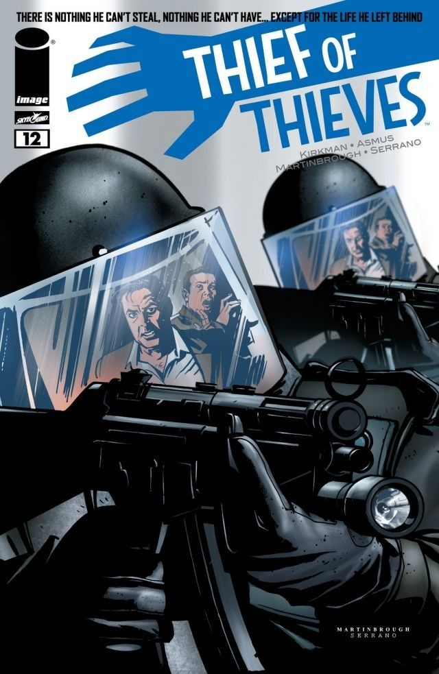Thief of Thieves #12