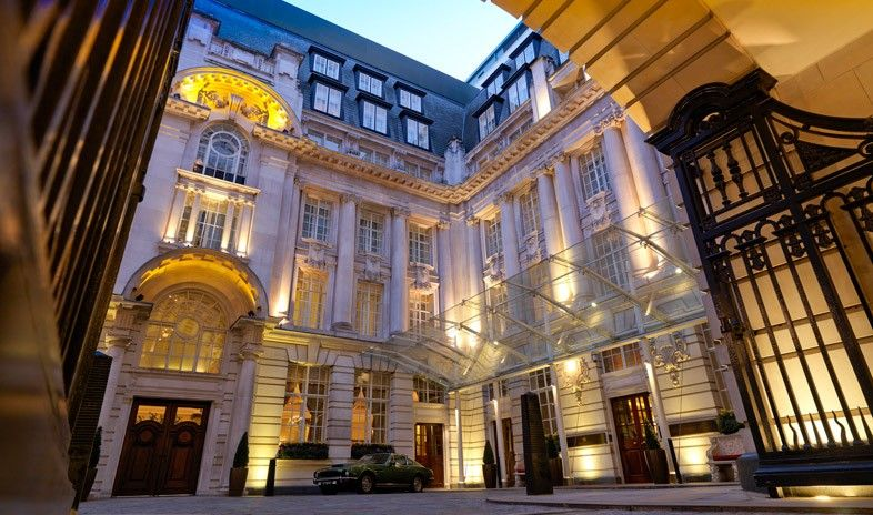 The Luxurious Rosewood Hotel Holborn London