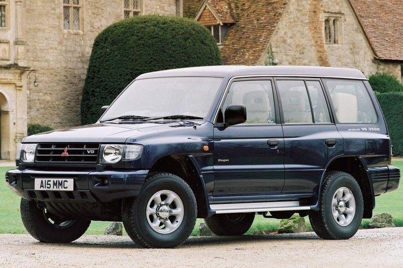 Mitsubishi Pajero Wagon 1997 99 In 2020 Mitsubishi Pajero Wagon Jeep