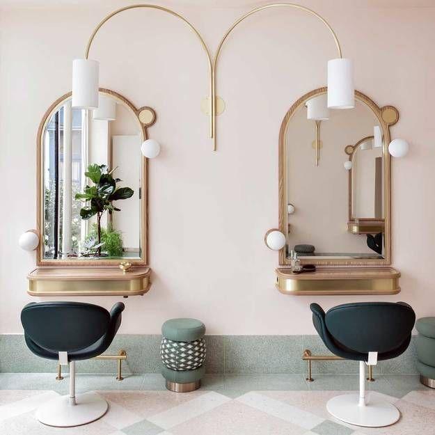 ELLEBeautySpot le nouveau salon de coiffure de Delphine