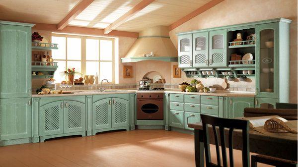 Modelos cocinas clasicas inspiraci n de dise o de for Interiores de casas clasicas