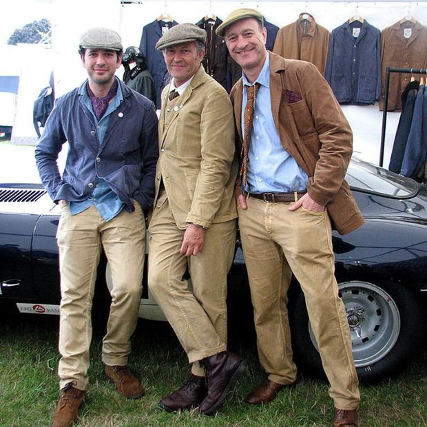 Goodwood Revival outfits: the best of 2016 British GQ 99