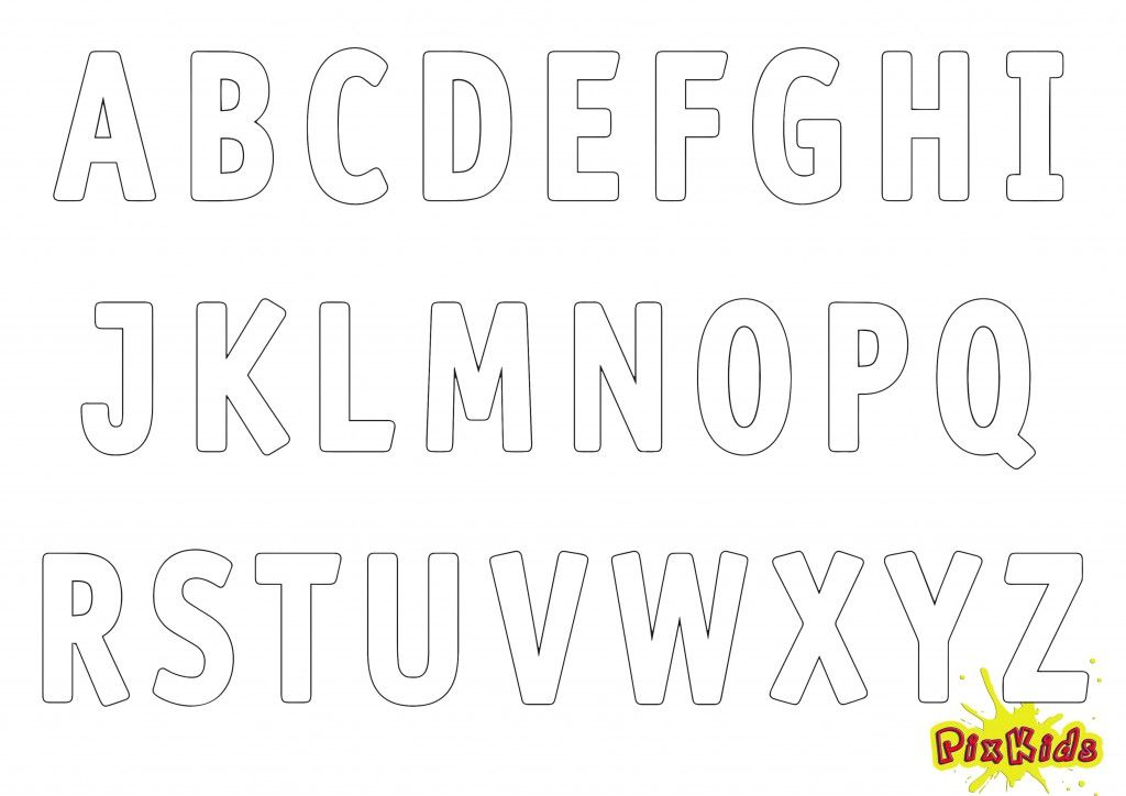 Ausmalbild Abc Kostenlose Malvorlagen Buchstaben Vorlagen Zum Ausdrucken Buchstaben Vorlagen Buchstaben Schablone
