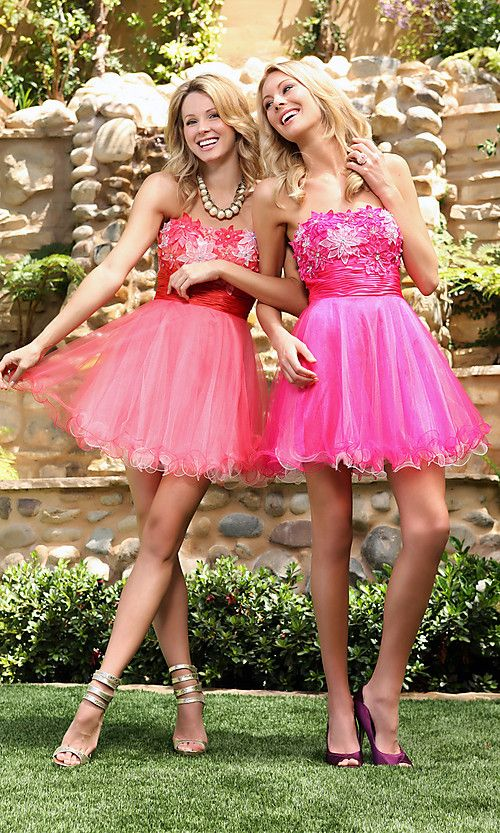 Friend Dresses