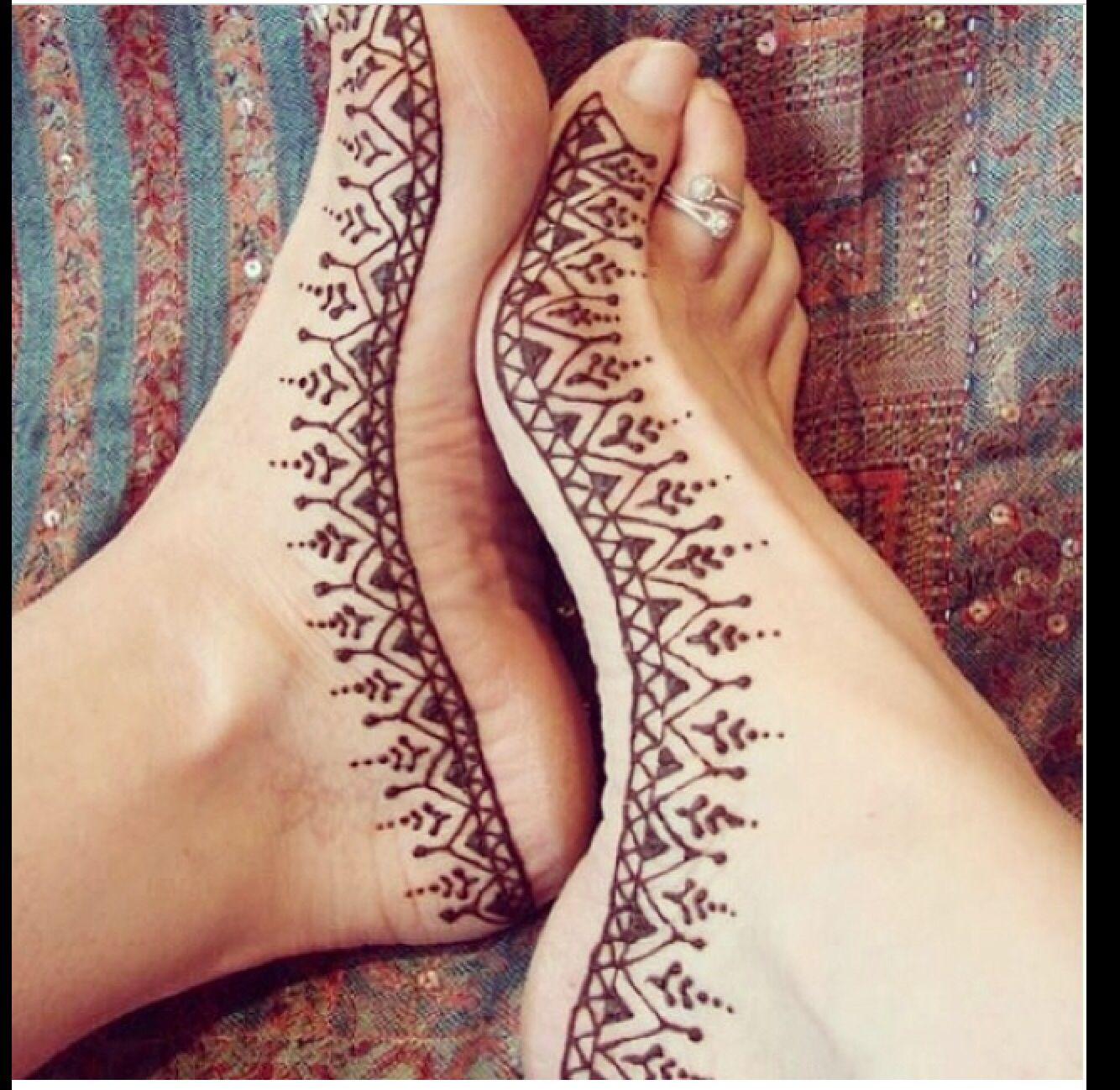 Origins henna body art henna tattoo designs foot henna