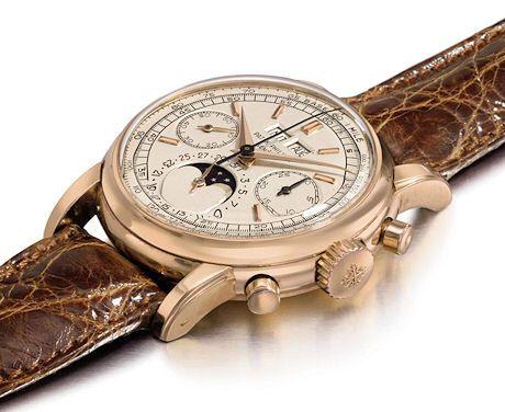 1ebc1ea79e0d2 Patek Philippe Réf 1527 - Classement des montres les plus chères du monde |  Montre | Montre, Montres de luxe et Patek philippe