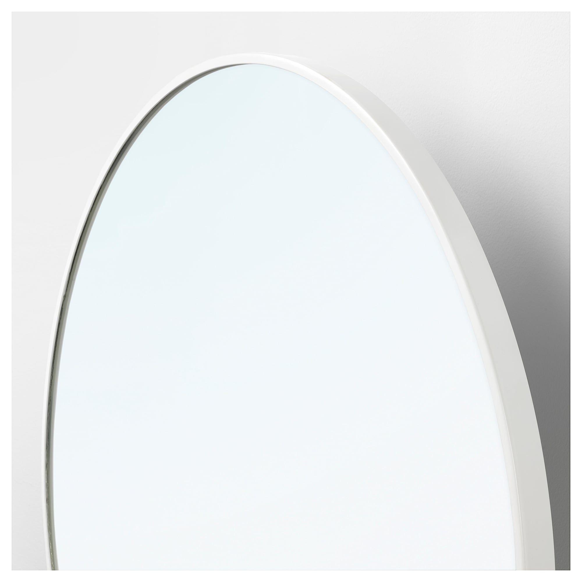Vennesla Tischspiegel Weiss Tischspiegel Spiegelglas Und Spiegel