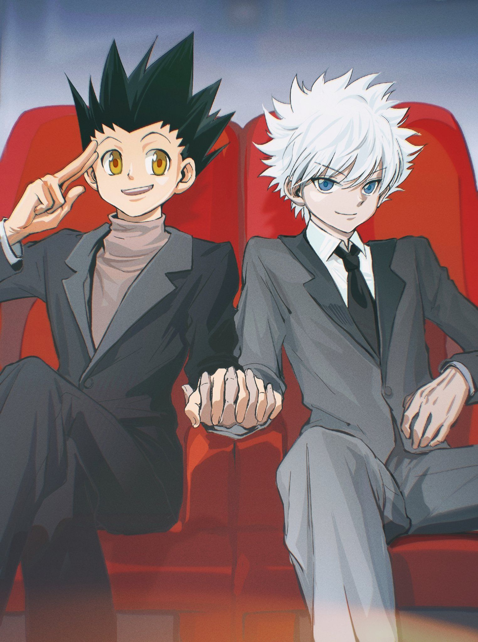 Pin By Ireneesdla On Hxh In 2020 Hunter Anime Hunter X Hunter Anime Guys