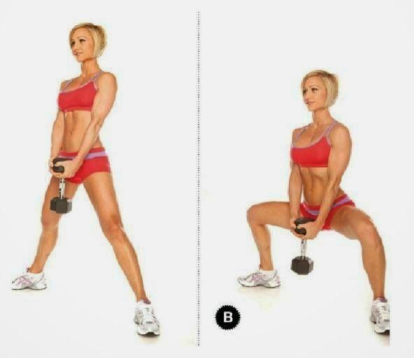 que ejercicios hacer para crecer y bajar de peso