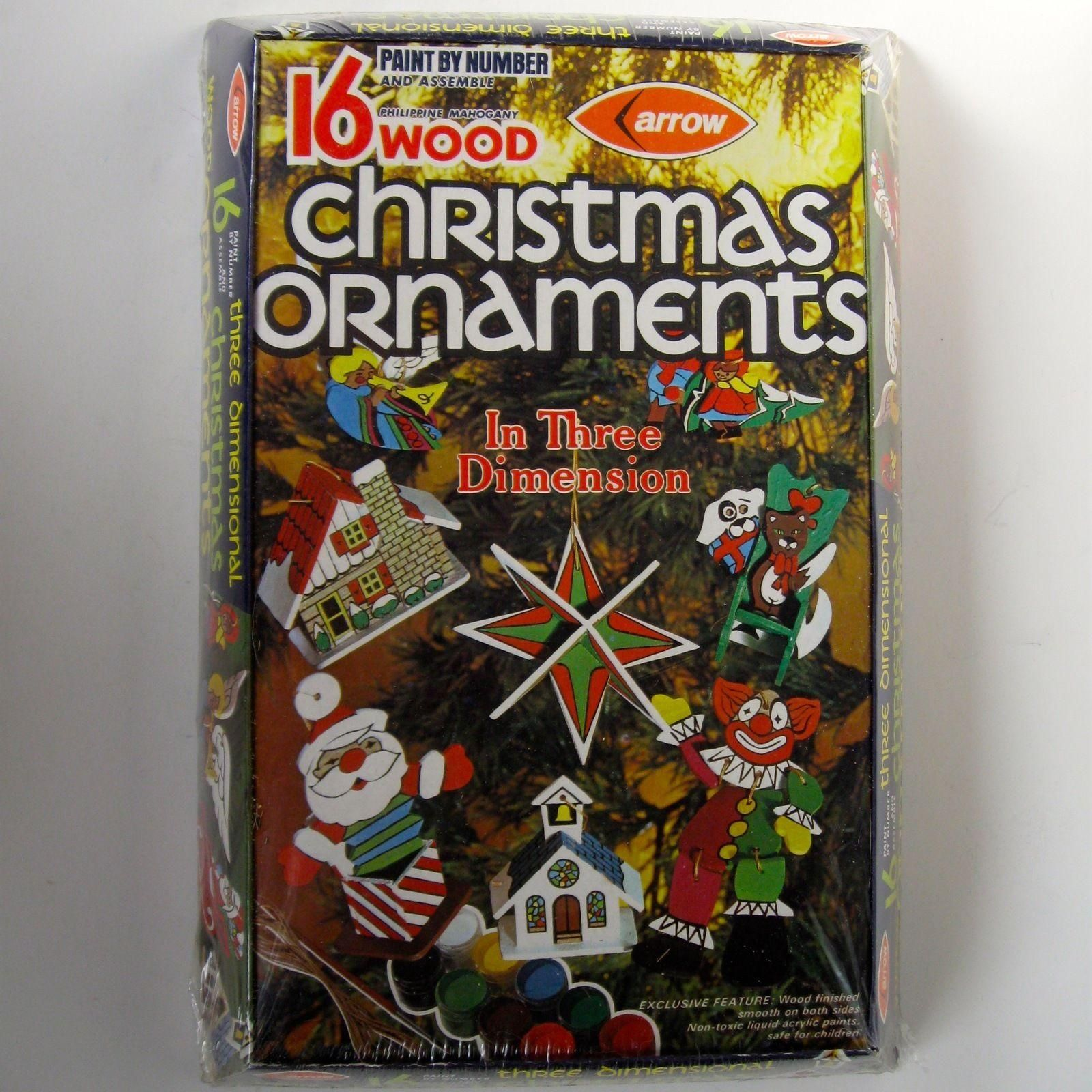 Wooden Christmas Ornaments To Paint Wood Slice Ornaments Recycled