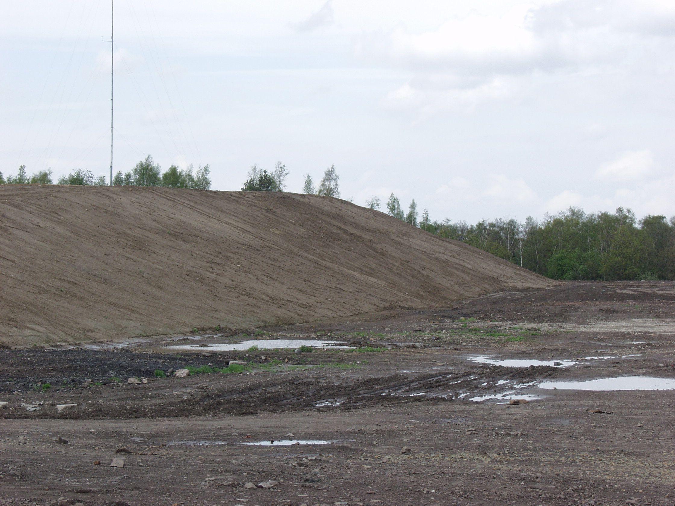 Site Bois Saint-Jean à Seraing #spaque #remediation #rehabilitation #brownfields #fricheindustrielle