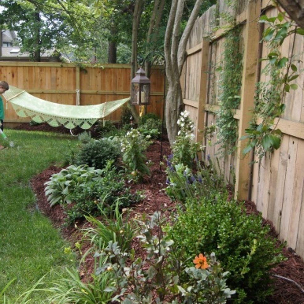 How to create a landscape from scratch landscaping for Designing a garden from scratch