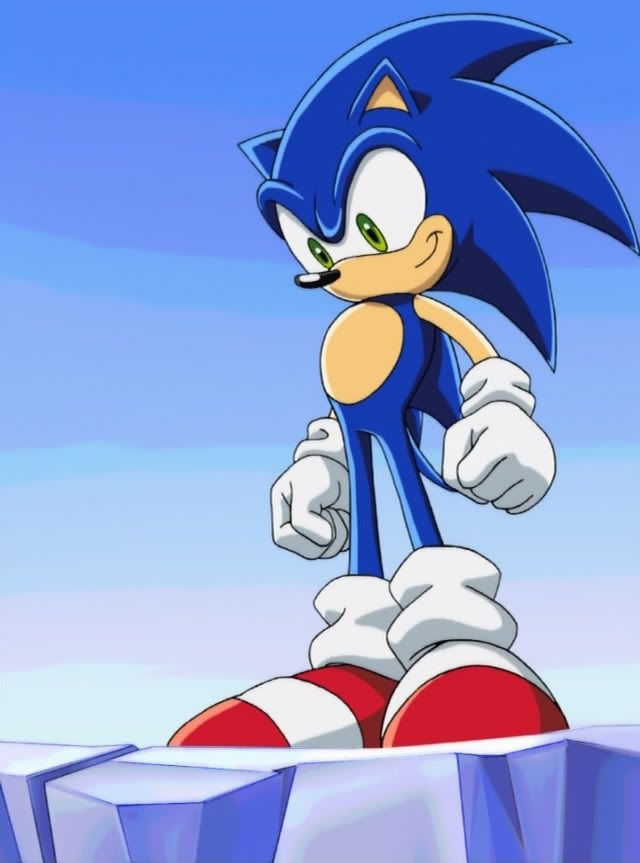 Sonic The Hedgehog Sonic X Gallery Sonic The Hedgehog Sonic Hedgehog
