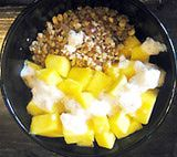 Breakfast ideas for a raw food diet