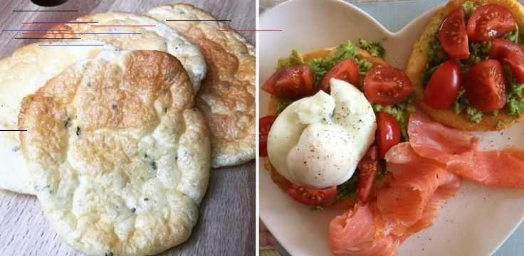 Cloud Bread  Brot ohne Kohlenhydrate: DER geniale Trend für alle Low-Carb-Fans