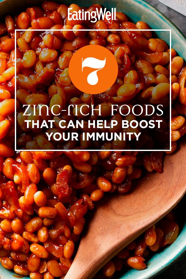 These 7 ZincRich Foods Can Help Boost Your Immunity