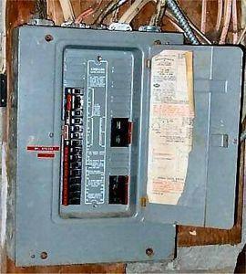 How To Replace A Circuit Breaker Circuit Breaker Box Breaker Box Electric Box