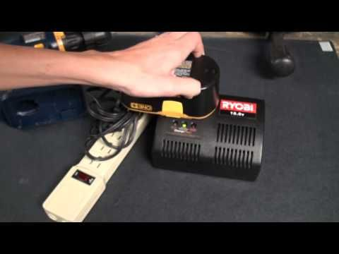 How To Revive Unchargable Powertool Batteries Update Video Battery Power Tool Batteries Batteries