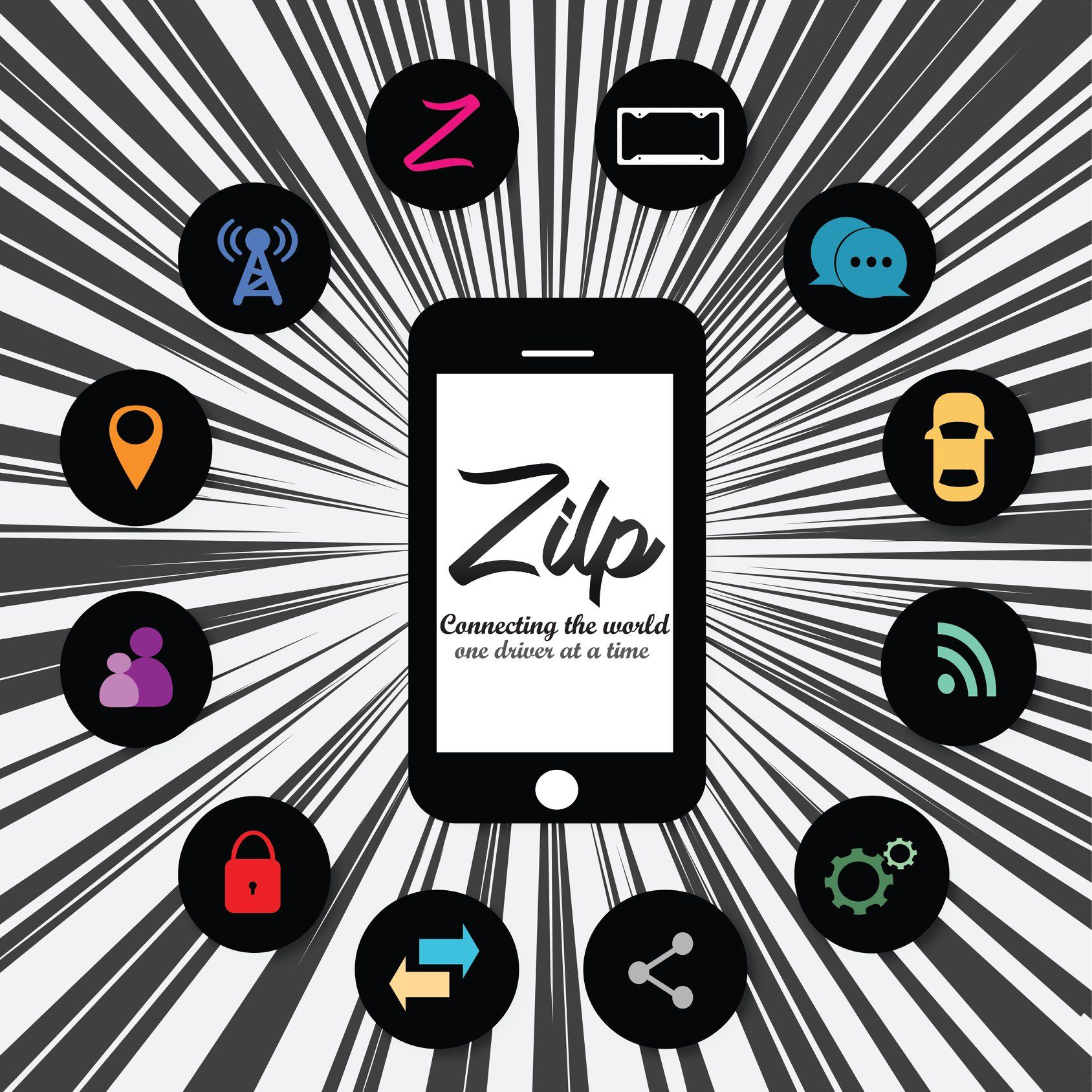 All these features are fine and dandy, download Zilp, they