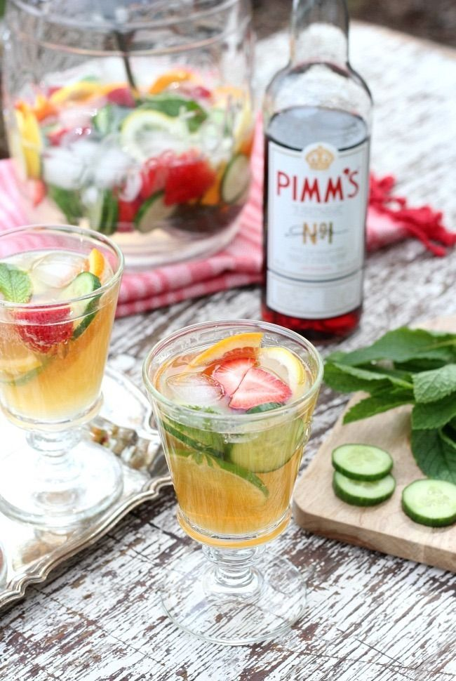 This pimms cocktail jug recipe will be the perfect addition to your this pimms cocktail jug recipe will be the perfect addition to your next garden party forumfinder Gallery