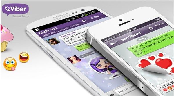 Messaging App Viber buys Nextpeer Instant messaging
