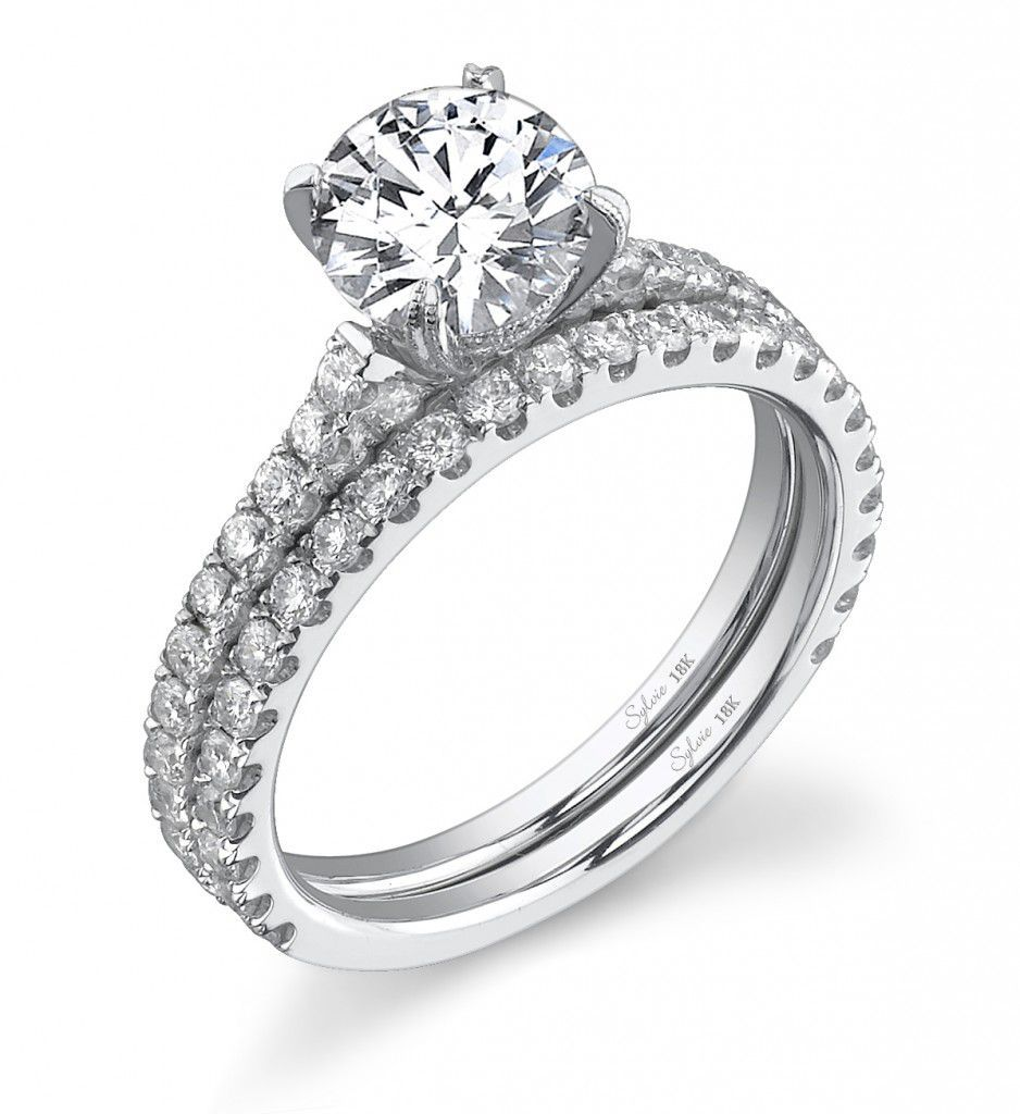 beautiful solitaire round engagement rings   baubles   pinterest