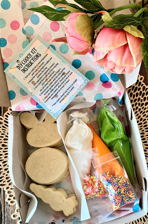 DIY Cookie Decorating Kits Easter Sugar Cookies Decorator