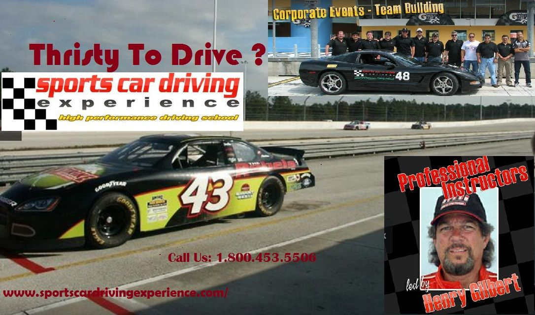 High Performance Car Racing Schools in Florida  High Performance Car Racing Schools offers a best training in Florida for amateur drivers and racing Fans. We provide the unique skill levels for drivers and other experience instructing and coaching success. Visit us for pricing or registration details- sportscardrivingexperience.com or Call us at toll free no: 1.800.453.5506 #driving experiences, #performance driving, #road racing lessons, #corvette school