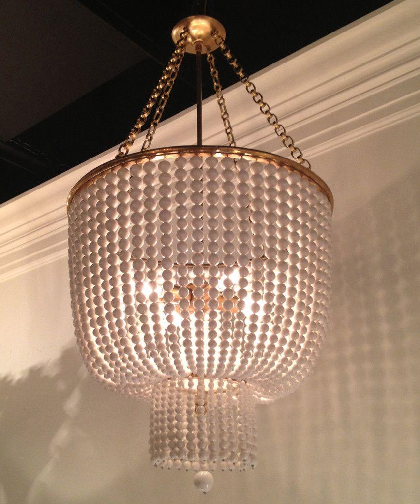 Glass Chandelier Beads: glass beads chandelier - Google Search,Lighting