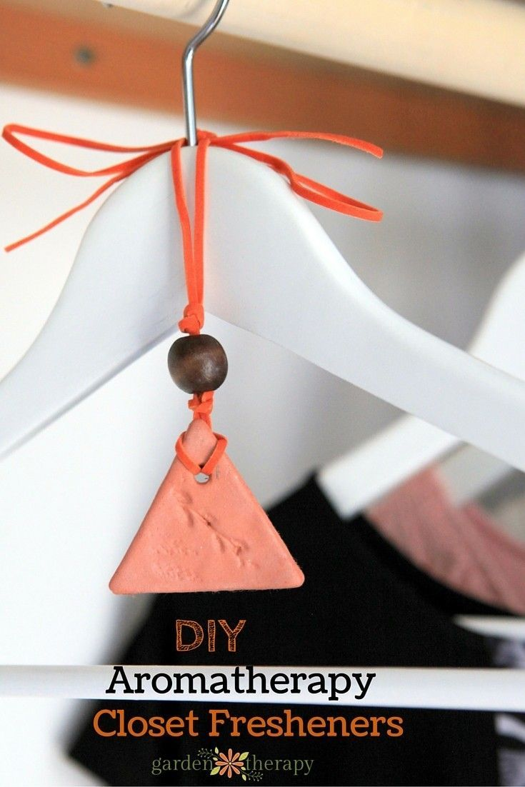 Nice How To Make Aromatherapy Air Fresheners For Your Closets