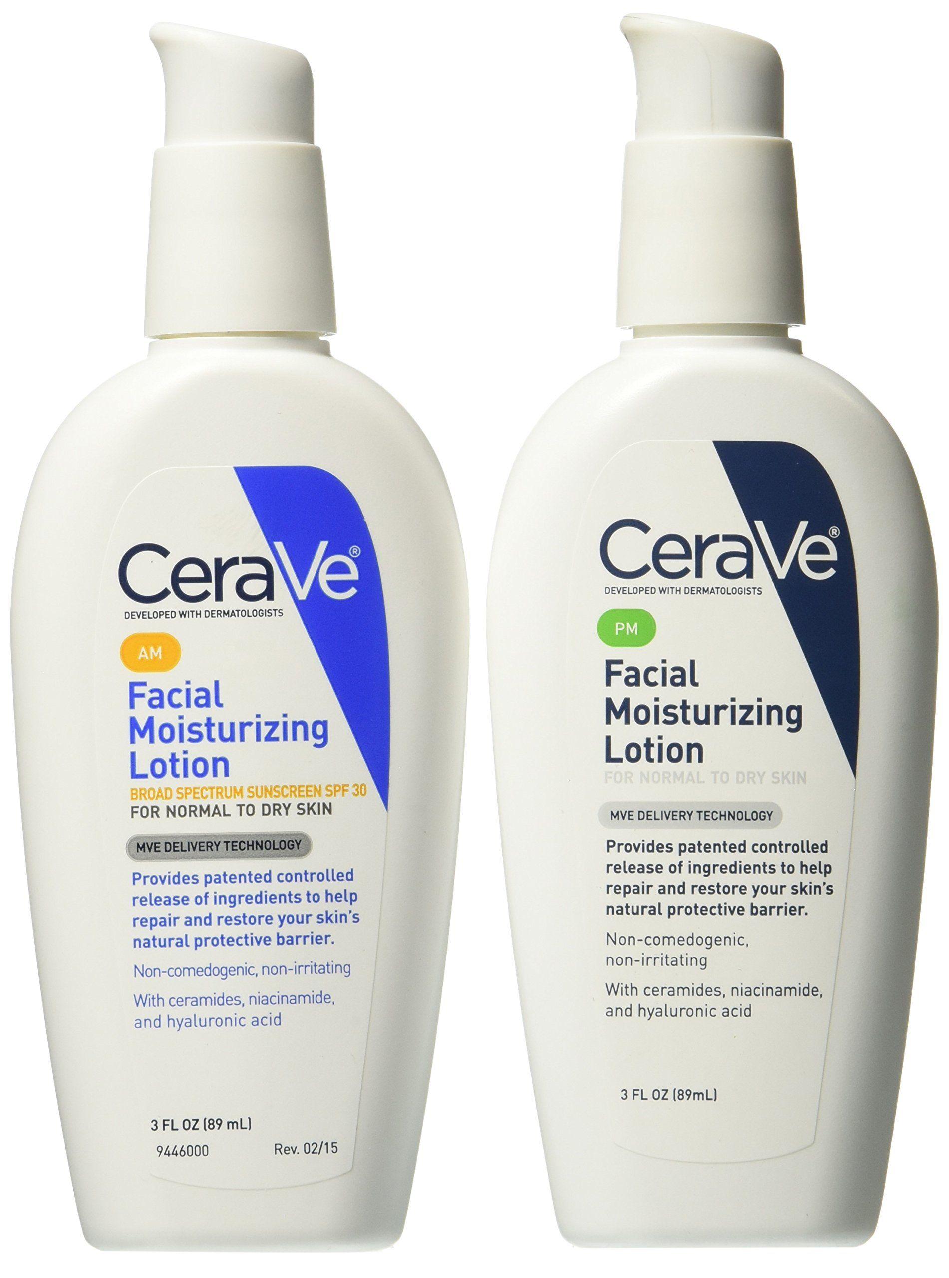 cerave pm lotion