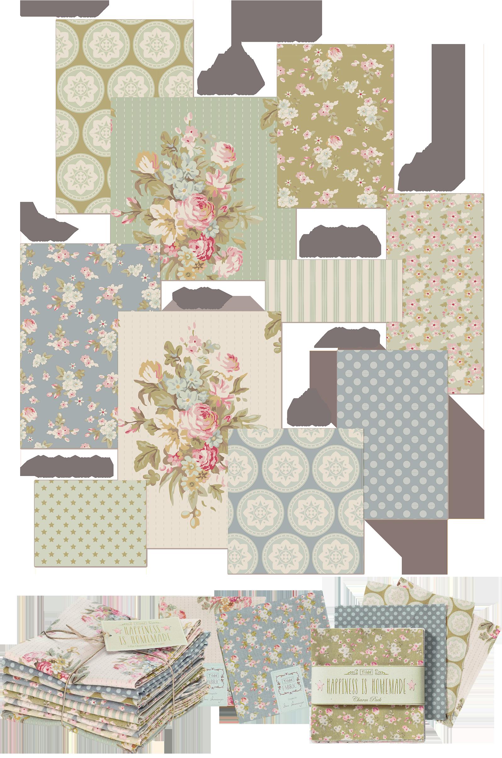 Tilda fabric collection